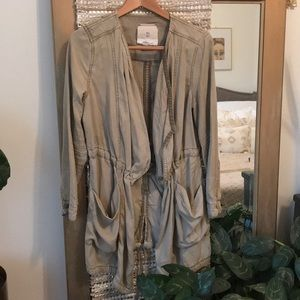Hei Hei draped anorak from Anthropologie